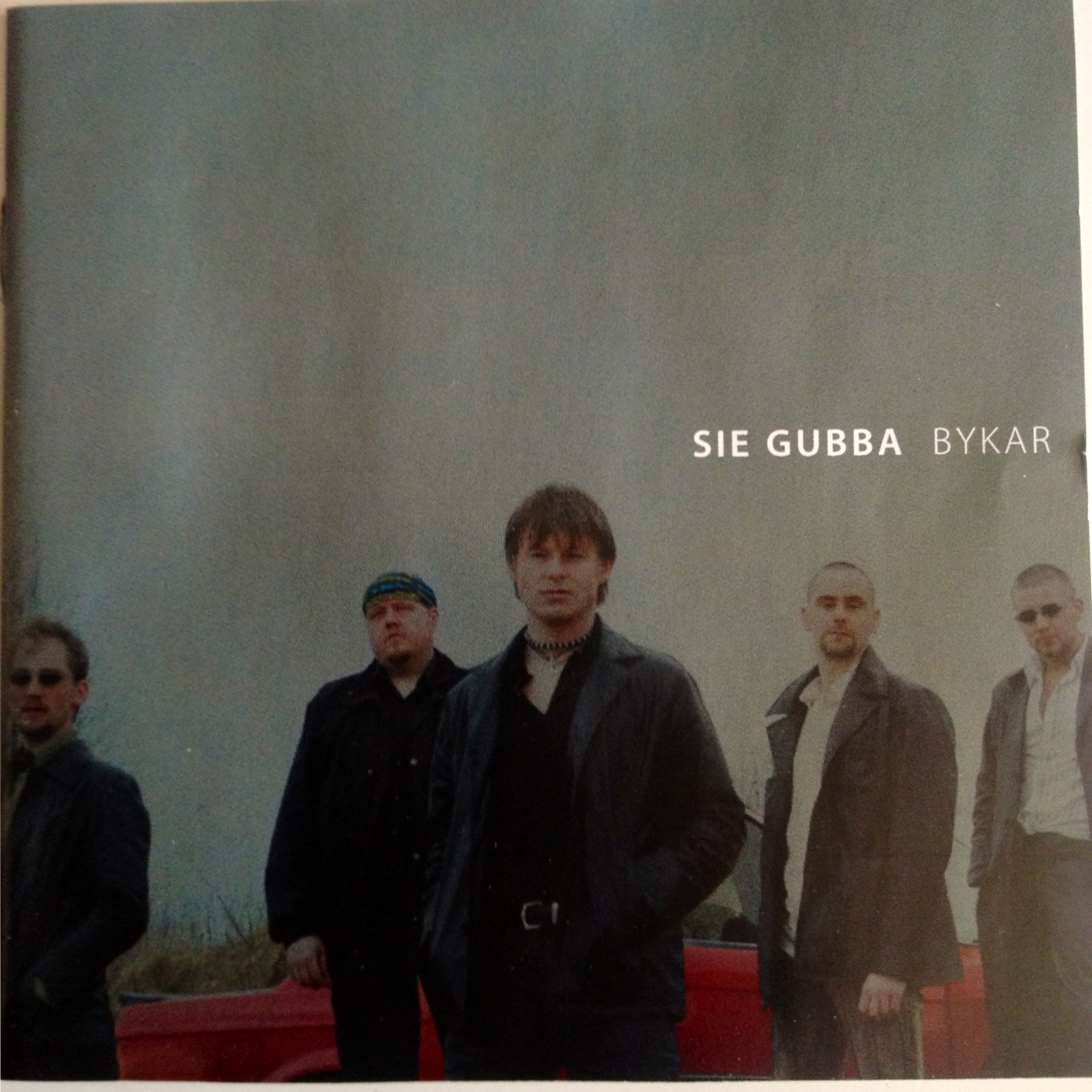 Sie Gubba – Bykar (Remastered)